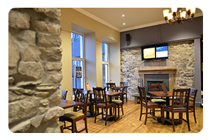 The Portree Hotel - large dining room/function room available for hire