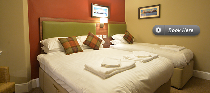 The Portree Hotel - Family rooms book here